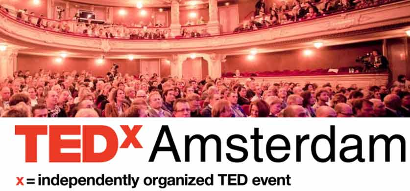 TEDx Amsterdam 2014 Top 5 Talks